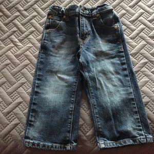 Wrangler Jeans 2T worn once